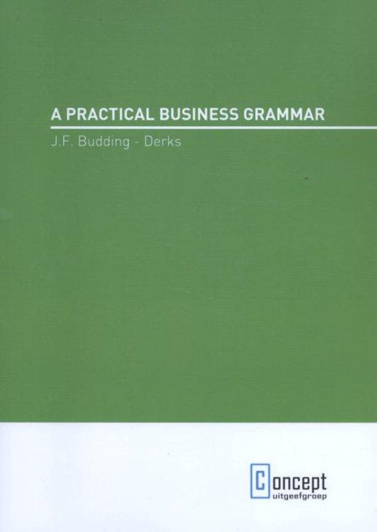 A practical business grammar