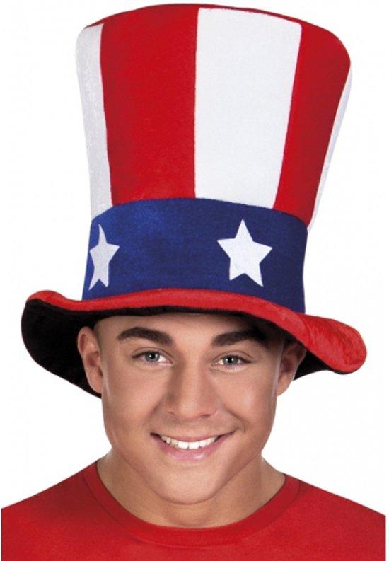 Hoge Uncle Sam hoed voor volwassenen