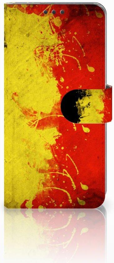 Sony Xperia Z5 Premium Leuk Hoesje Belgische Vlag in Keent