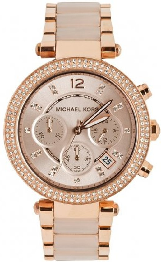 | Michael Kors MK5896 Horloge Staal