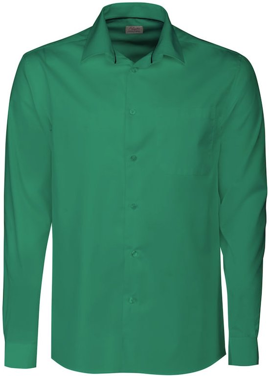 Printer Point Shirt Fresh green L