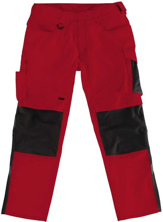 Broek Mannheim Rood/zwart 82c54