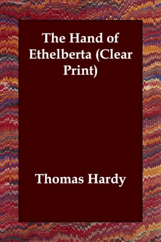 Bol The Hand Of Ethelberta Thomas Hardy 9781847027238 Boeken
