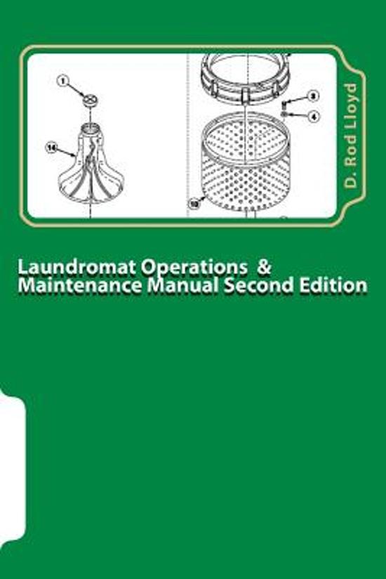 Laundromat Operations & Maintenance Manual