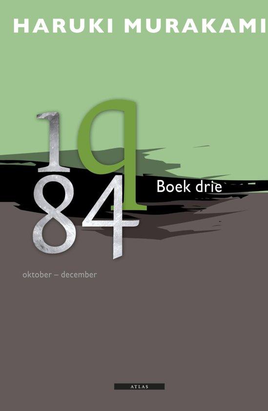 1Q84 Boek drie