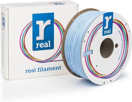 REAL Filament ABS licht blauw 1.75mm (1kg)