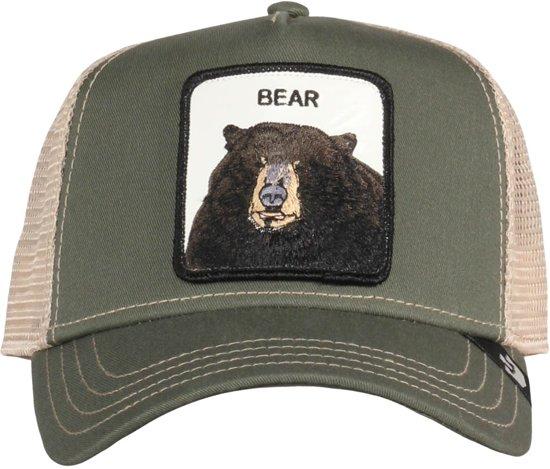 Goorin Bros. Black Bear Trucker cap - Olive 781865a5538c