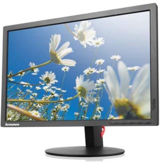 Lenovo ThinkVision T2054p 19.5'' LED Flat Zwart computer monitor