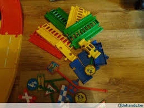 Speelgoed Garage Wader : Bol wader knuffieland baanstukken wader speelgoed