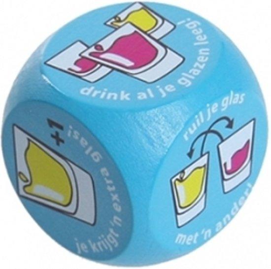 Afbeelding van het spel Drankspel XL dobbelsteen