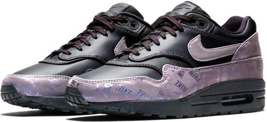 new arrivals c3dd0 41f73 Nike Air Max 1 Premium Sneakers - Maat 38.5 - Unisex - zwartpaars