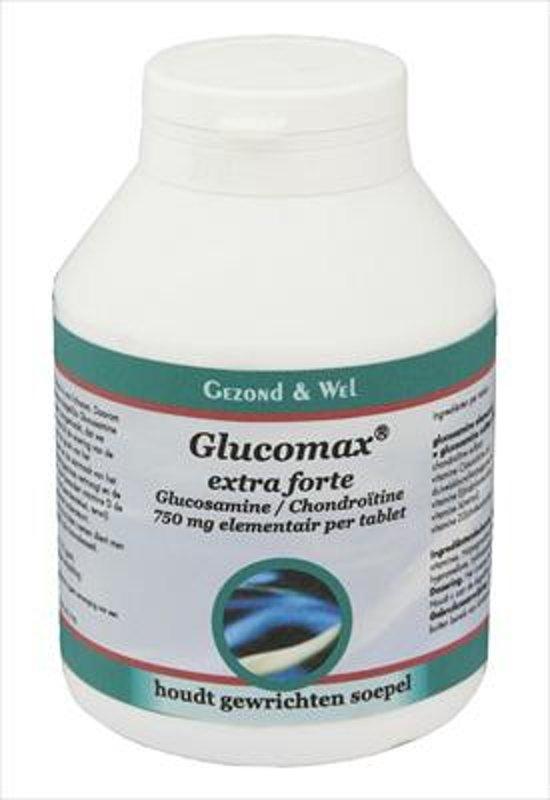 G&W GLUCOMAX 120T