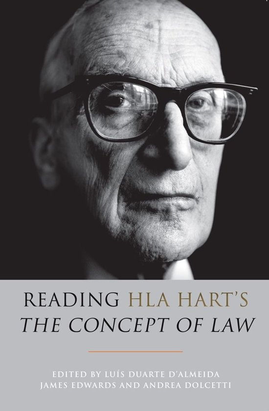 hla hart the concept of law pdf