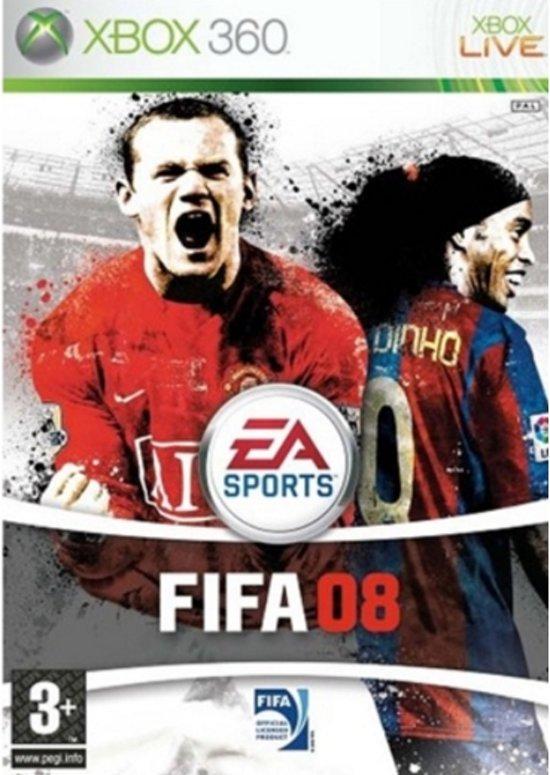 FIFA 08 /X360