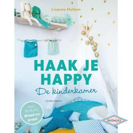 Bolcom Haak Je Happy Lisanne Multem 9789462501232 Boeken
