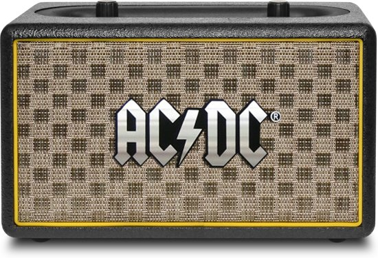 iDance ACDC Classic 2 50 W Bruin, Goud