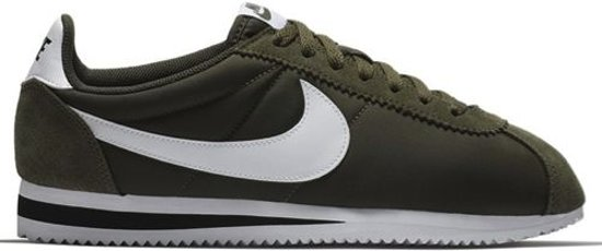 218fc96545a bol.com   Nike Classic Cortez Nylon Khaki / Black / White