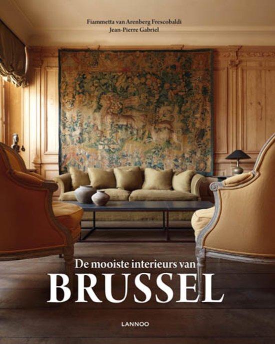 bol.com | De Mooiste Interieurs Van Brussel, Fiammetta Van Arenberg ...