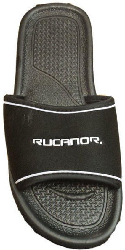 Rucanor 45 Slippers Santorini Unisex Maat wit Zwart q8qSIr4z