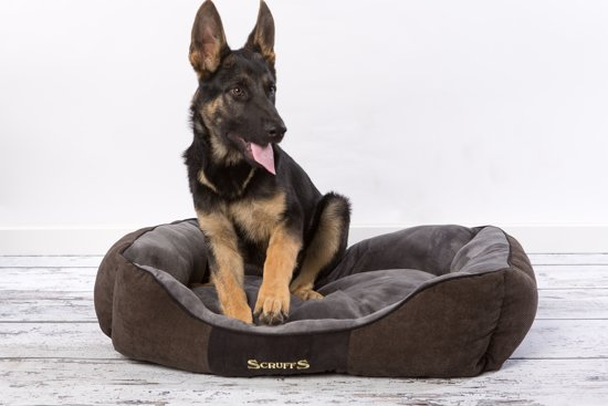 Chester Hondenmand - Bruin - L - 75 x 60 cm