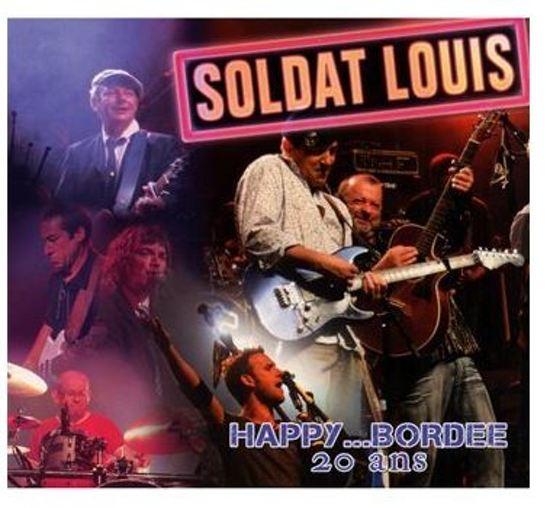 Soldat Louis - Happy Bordee