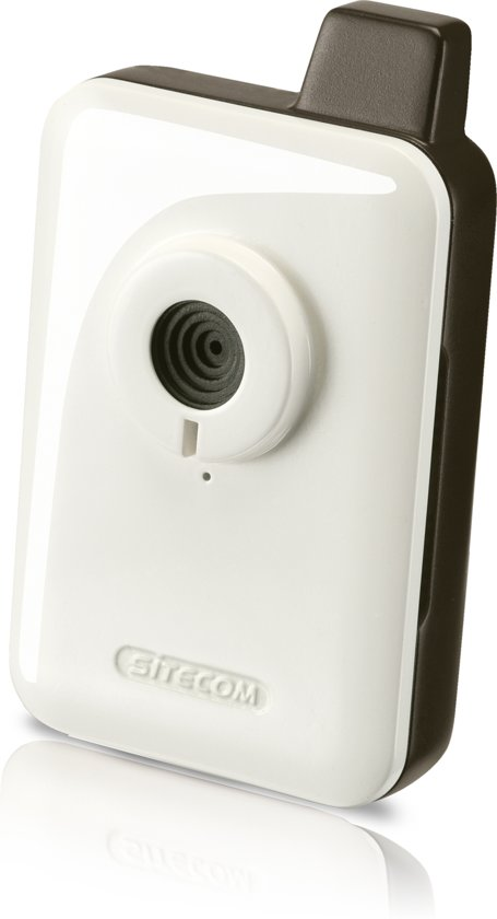 Sitecom WL-405 Wireless Internet Security Camera 150N - Wit
