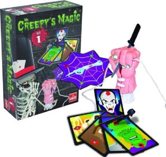 Mr. Creepy's Magic Uitbreiding