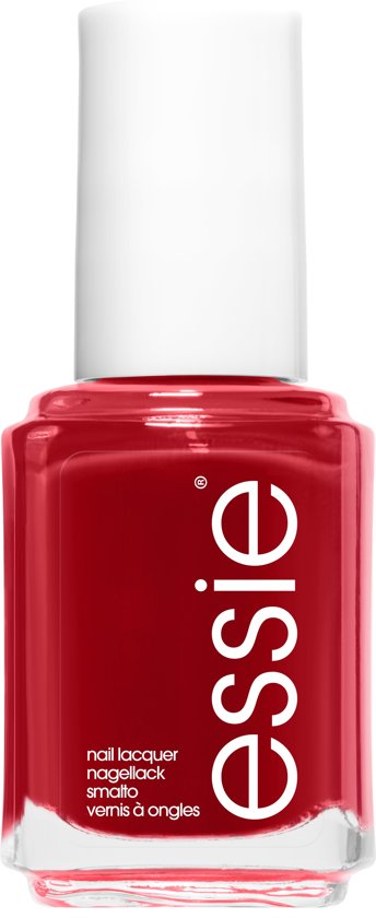 essie fishnet stockings 56 - rood - nagellak