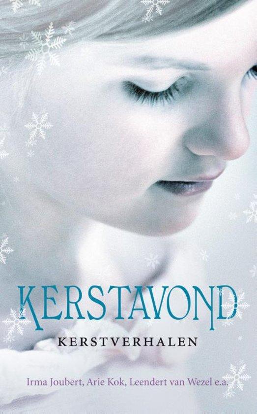 Boek cover Kerstavond, twintig kerstverhalen van Irma Joubert (Onbekend)