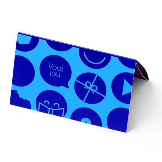 bol.com cadeaukaart - 100 euro - Voor jou