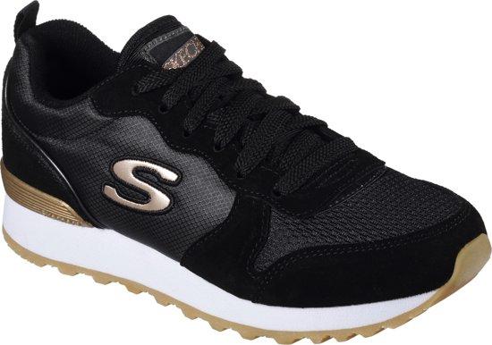 Skechers Golden 41 Gurl Vrouwen Sneakers Zwart FaqYwFP
