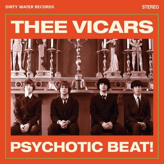Thee Vicars - Psychotic Beat