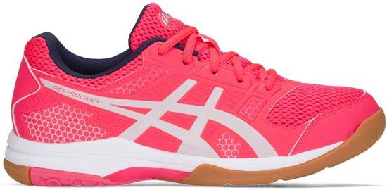 ziet er goed uit schoenen te koop outlet te koop vangst bol.com | Asics Gel Rocket 8 Dames Indoor Schoenen - Indoor ...