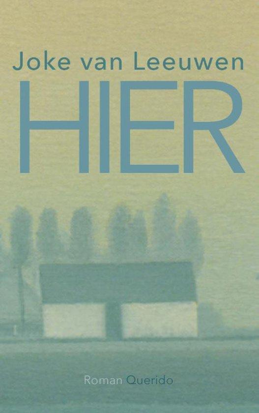 Boek cover Hier van Joke van Leeuwen (Paperback)
