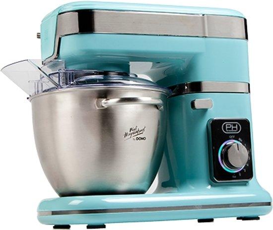 Domo Piet Huysentruyt DO9076KR Keukenmachine - Blauw