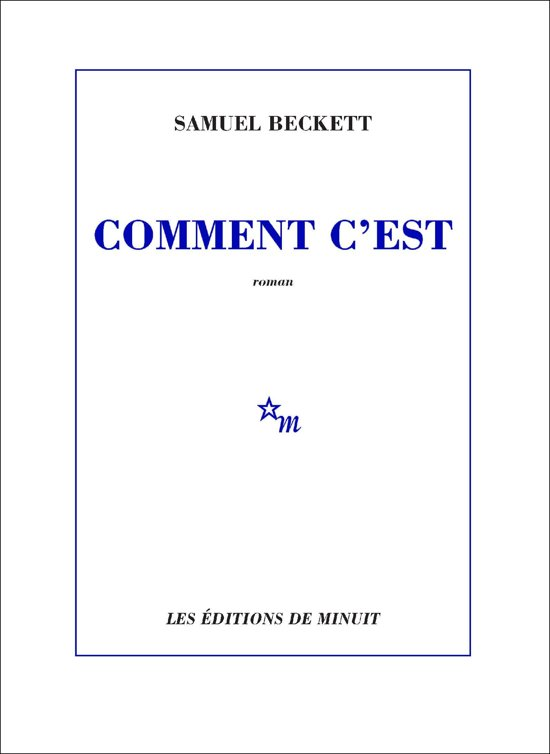 Bolcom Comment Cest Ebook Samuel Beckett 9782707332479 Boeken
