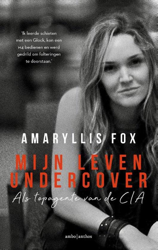 Boek cover Mijn leven undercover van Amaryllis Fox (Paperback)