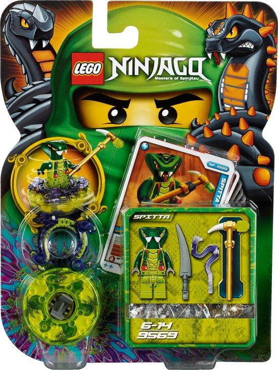 LEGO Ninjago Spitta - 9569
