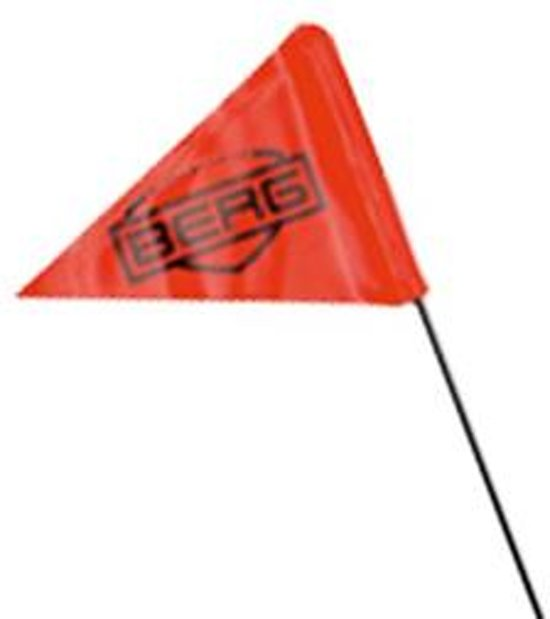 BERG Toys BERG skelter Flag (without fitting)