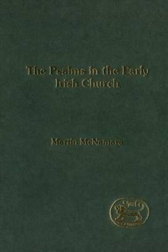 The Psalms in the Early Irish Church