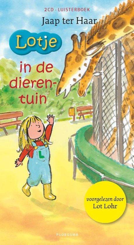 Boek cover Lotje in de dierentuin van Jaap ter Haar (Onbekend)