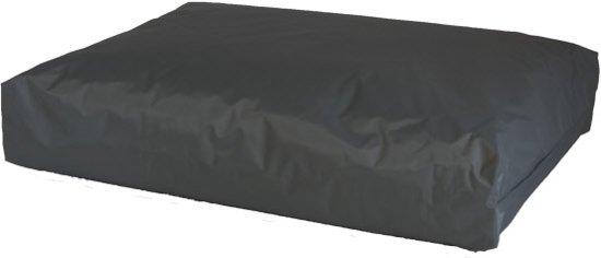 Comfort Kussen Hondenkussen nylon 120 x 90 x 15 cm - Antraciet