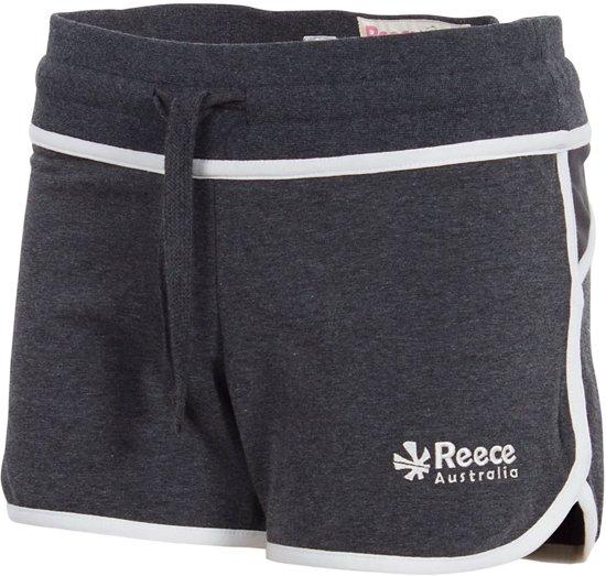 Korte Broek Dames Sweat.Bol Com Reece Kate Sweat Short Dames Shorts Zwart L