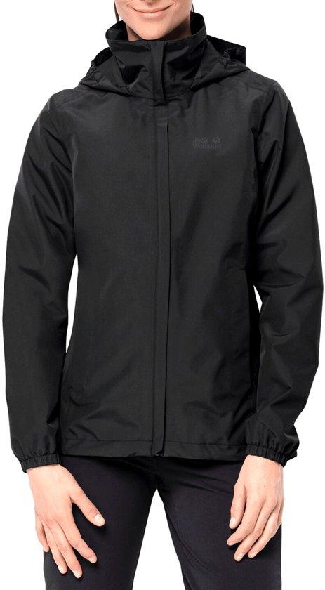 Point Black Jacket W Jack Dames Jas Wolfskin Stormy U1RzF