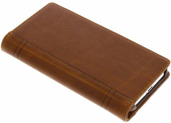 Twelve South Journal Wallet Booktype iPhone X / Xs hoesje - Bruin