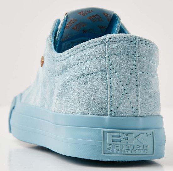 Licht Maat 41 Laag British Knights Sneakers Dames Master Blauw Lo qvxnRz