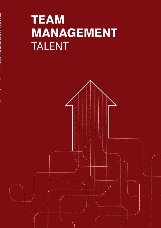 Teammanagement talent