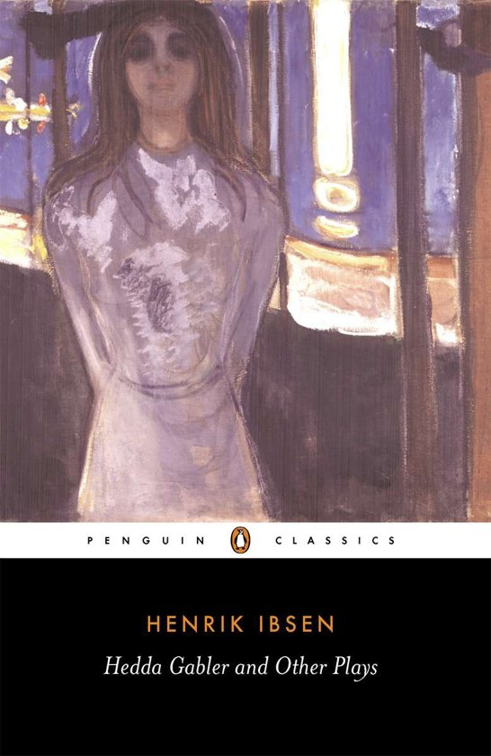 the character of hedda gabler in the work of henrik ibsen Hedda gabler: essay q&a, free study guides and book notes including comprehensive chapter analysis, complete summary analysis, author biography information, character profiles, theme analysis, metaphor analysis, and top ten quotes on classic literature.
