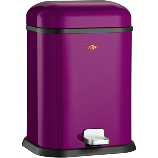 Wesco Singleboy Pedaalemmer - 13 l - Blackberry purple