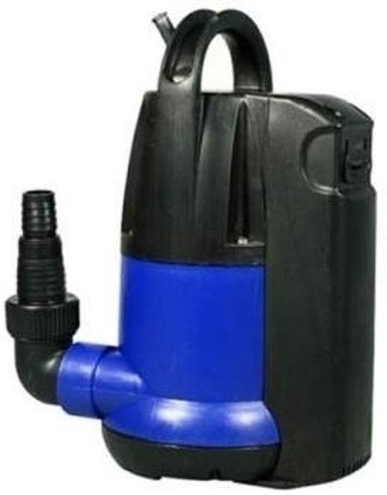 Dompelpomp 10000 liter/uur met  ingebouwde vlotter